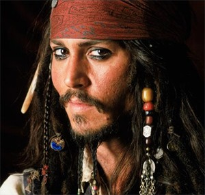 And this is Captain Jack Sparrow.  The simple idea of Debatable Space was - Pirates, in Space!
