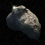 3000 foot rock in the Kuiper Belt