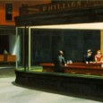 Edward Hopper (1882-1967) was one of of the great portrait painters of small town America. His paintings look like movie stills – and his style is much imitated by cinematographers. ...