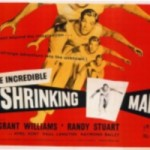 Incredible Shrinking Man UK Quad Poster 1957 200 Height