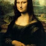 Mona Lisa or La Gioconda by Leonardo da Vinci