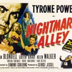 Nightmare Alley Quad Poster 460