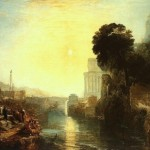 Dido Building Carthage by J.M.W.Turner
