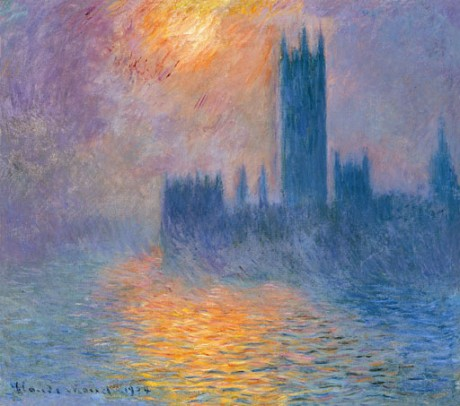 Paintings Of The Week The Thames