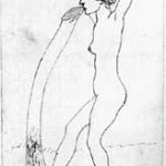 Nude-phallus, Picasso