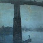 Old Battersea Bridge by James McNeill Whistler