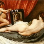 Venus and Cupid by Velazquez