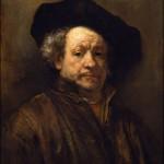 Rembrandt Van Rijn in 1660