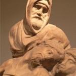 Michelangelo - self portrait?