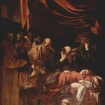 The Death of the Virgin, Caravaggio