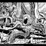 Nemo_vs__Giant_Squid_by_BryanBaugh