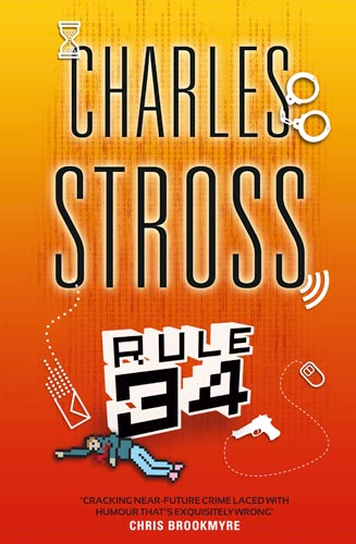 Charlie Stross has a new book out and he's written a fascinating piece about its themes over at the Orbit site, including the technology of near-future policing, which you...