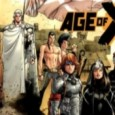 Mike Carey recently and very kindly sent me a copy of his X-Men series, The Age of X; I did a swapsies and sent him a copy of Hell Ship....