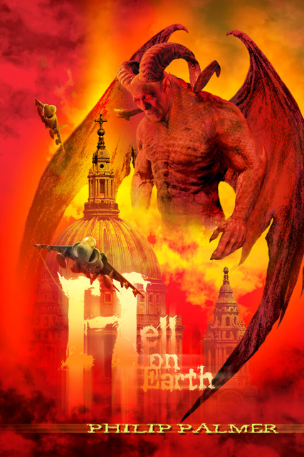 Imagine a London full of evil and malice and monstrous